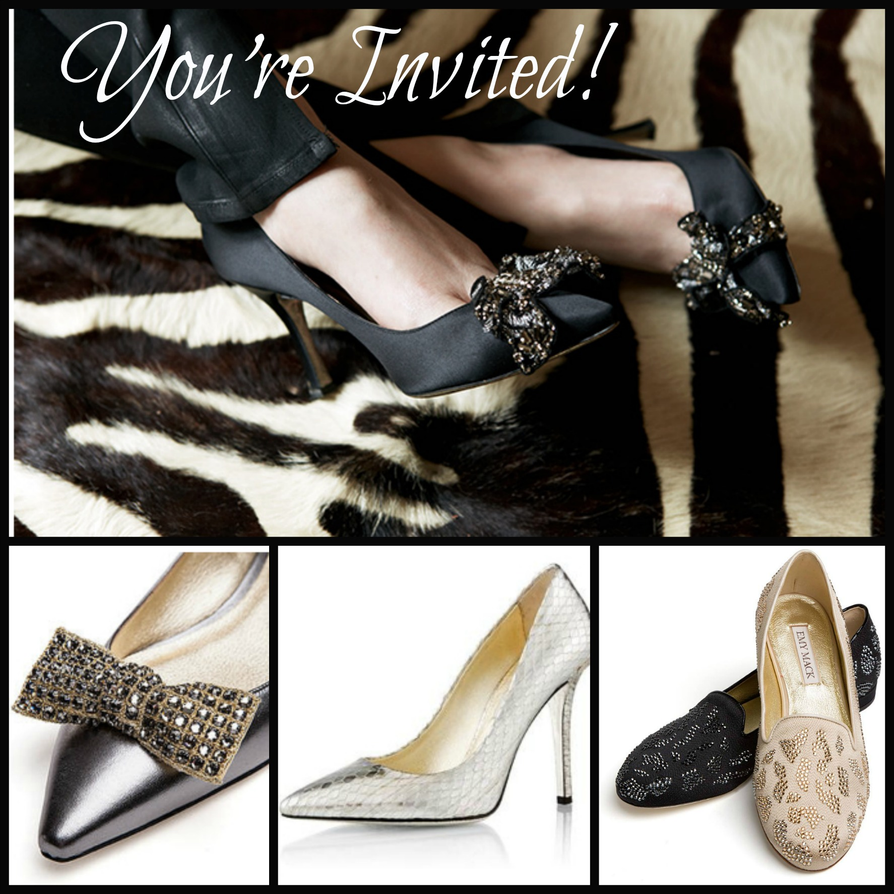 Emy Mack Invitation
