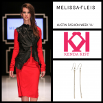 AFW Kenda stick earrings