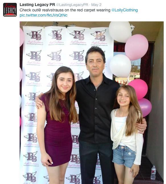 LOLLY - Scott Baio May 4