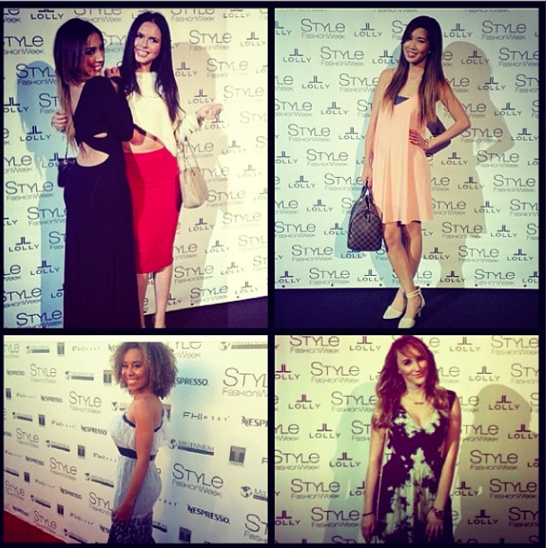 LOLLY red carpet