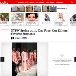 Lucky Mag NYFW Sept 14