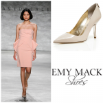 MBFW Patent Nude tailored blush