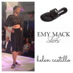 NYFW Helen Castillo SS 2015 EM Rhone Sandals