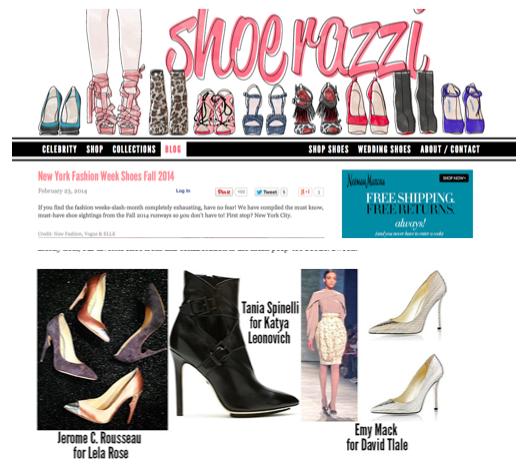 Shoerazzi 2014